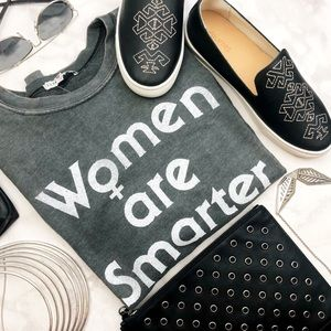 Gray Women are Smarter Sweatshirt